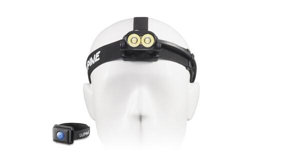 Lupine Piko RX 4 hoofdlamp zwart